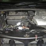 Motortér, gázszűrő