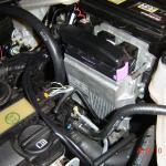 Gázrendszer vezérlő eletronika (ECU, Engine Control Unit)